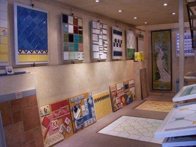 La boutique 91 quai de valmy paris jolies c ramiques for Carreaux de briare